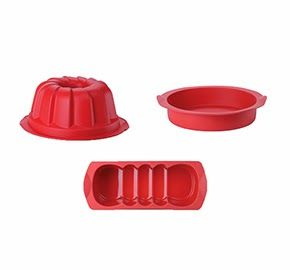 HI-HO HI-HO WITH TUPPERWARE WE GO: Silicone Baking Molds - Online Exclusive Items $10 Each*