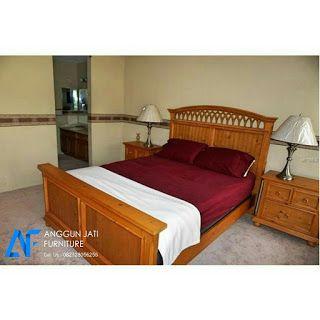 Tempat Tidur Jati Minimalis Modern | Harga Tempat Tidur Jati Minimalis Modern