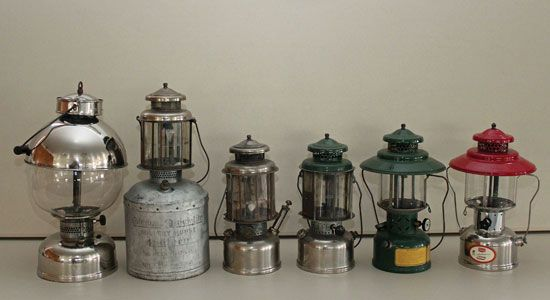 Light on the Farm with Coleman Lanterns - Equipment - Farm Collector