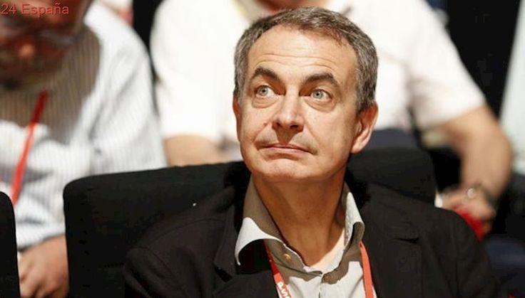 Zapatero visita a Leopoldo López en su arresto domiciliario en Venezuela