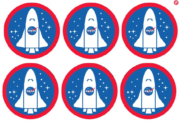 Space Role Play Badges