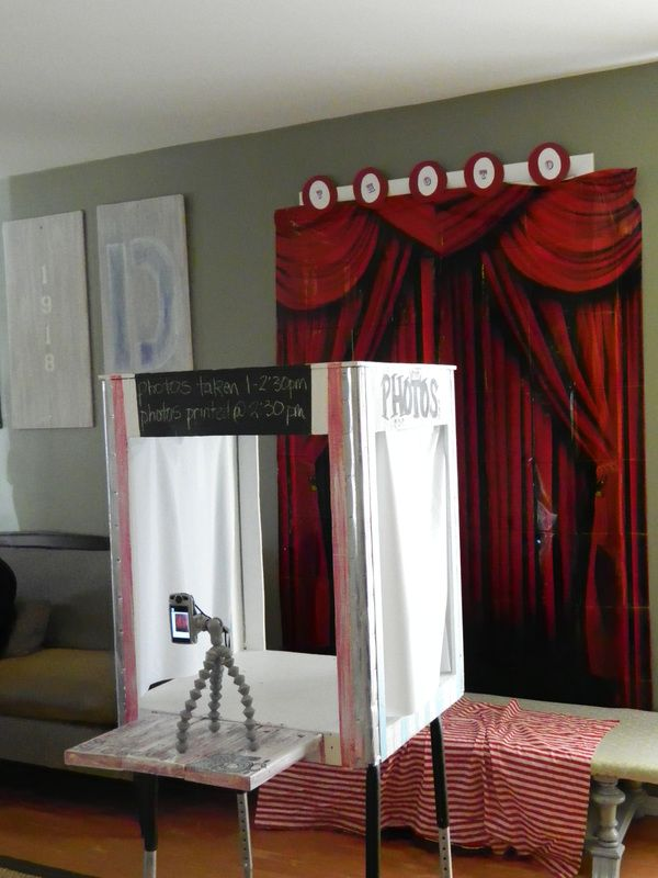 168 Best Images About Photo Booth Props Amp Backdrops On