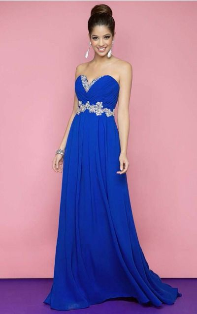 Chiffon Sweetheart Natural A-line Floor-length Bridesmaid Dresses 0190316