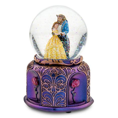 Beauty and the Beast: The Broadway Musical - Snow Globe - My favourite Disney film!!!!