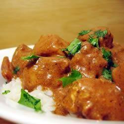 Indisches Butterhähnchen aus dem Slow Cooker