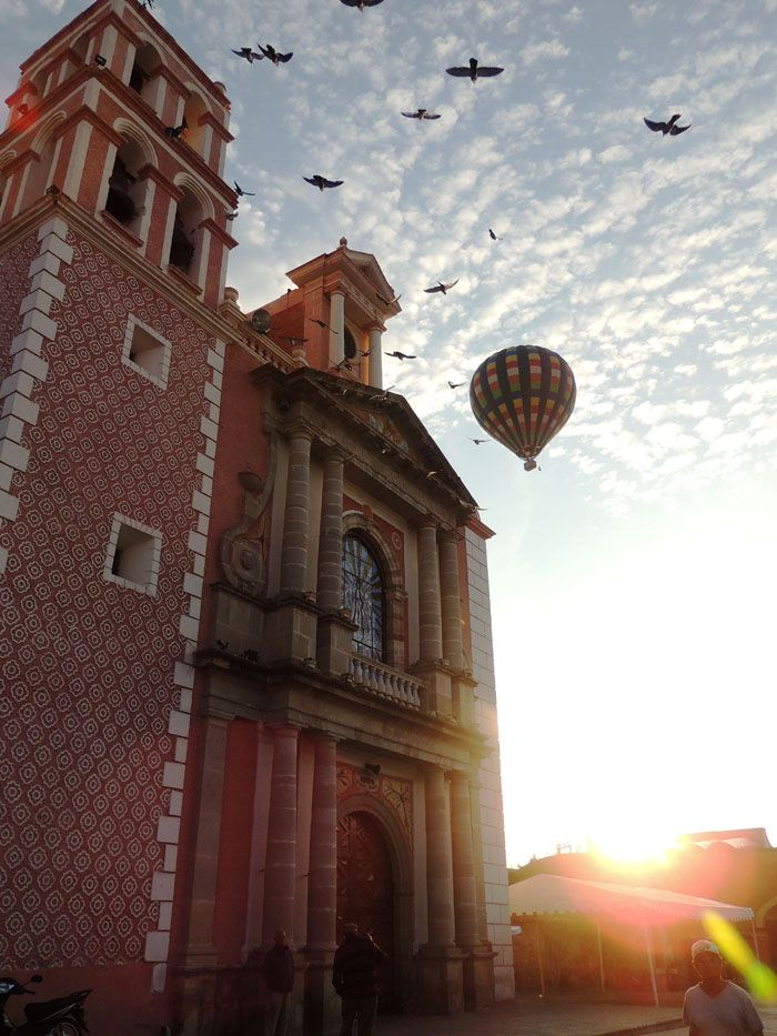 México en una imagen 2013: Tequisquiapan