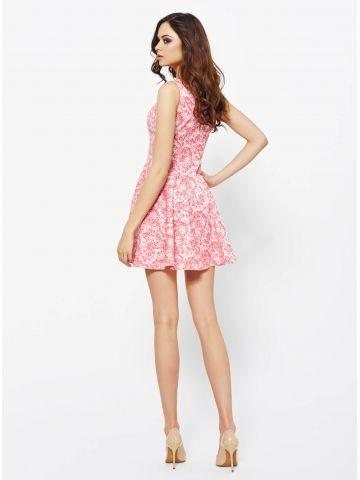 Sukienka Michelle w kolorze arbuzowym