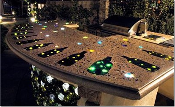 Outdoor Bar Countertop Ideas thumb 3 Ideas You Can Use for Decorating This Summer