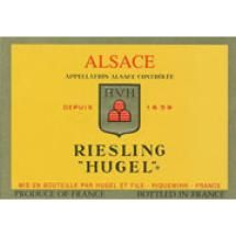 8 Must Try Riesling Wines: Hugel Riesling 2012 (Alsace, France) $22