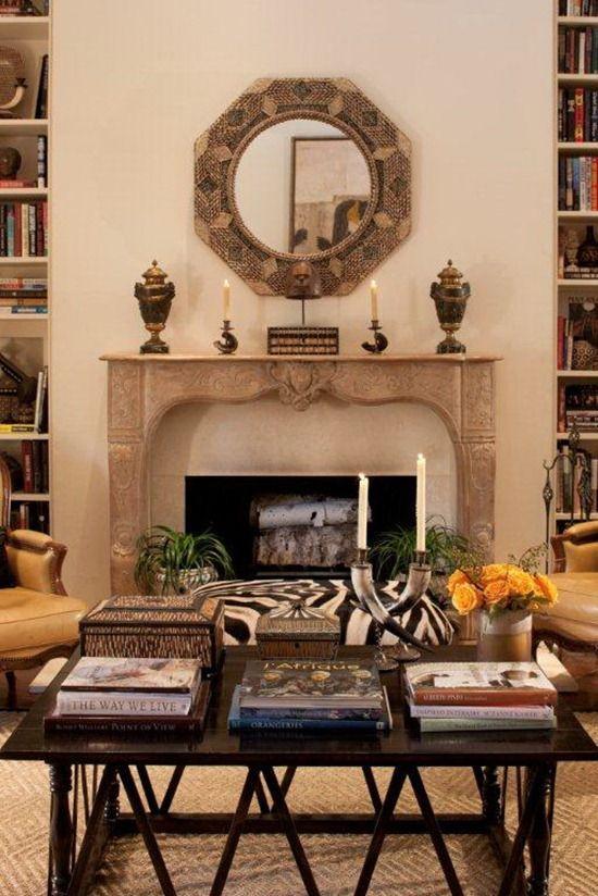 Interior Design: Annelle Primos