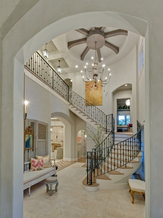 Stair Case / Entry Way.  Gah!  >>  Fern Creek Cottage: My Dream Home