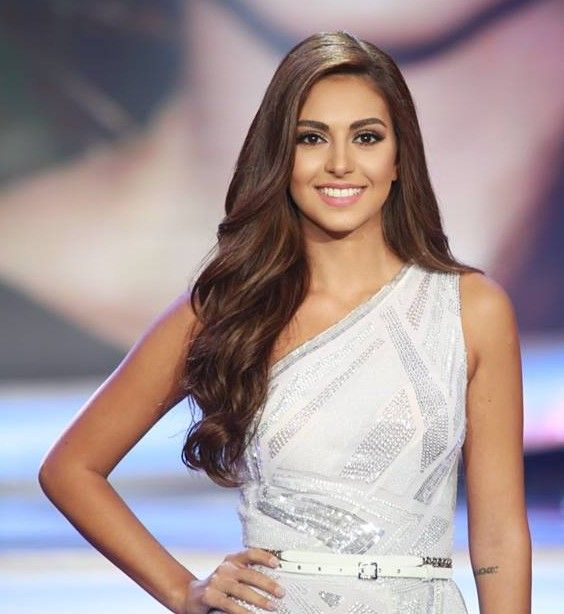 Miss Lebanon 2015 Evening Gown: HIT or MISS | http://thepageantplanet.com/miss-lebanon-2015-evening-gown-hit-or-miss/
