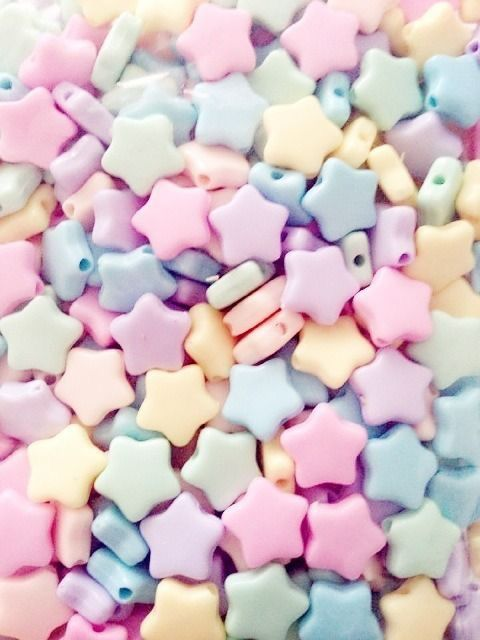 pastel star beads. Follow Pithy Flamingo for more aesthetic mood boards and colorful photography.