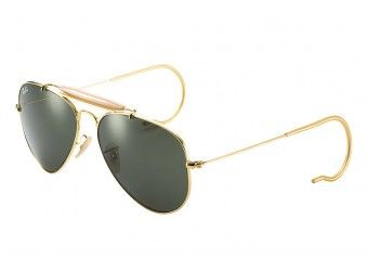 Ray-Ban RB3030 Outdoorsman Sunglasses