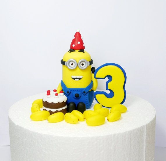 ...  Minion cake pops, Minion cake tutorial and Minion cake decorations