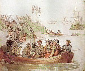 Information about British colonisation in Australia with many stories on convicts and aboriginals. Resource for teachers.