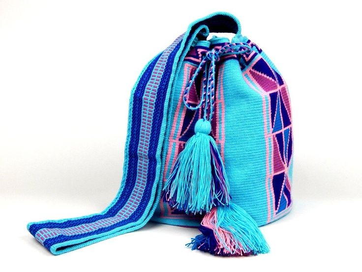 Blue Sky Wayuu - Buy in Colombian Handicrafts