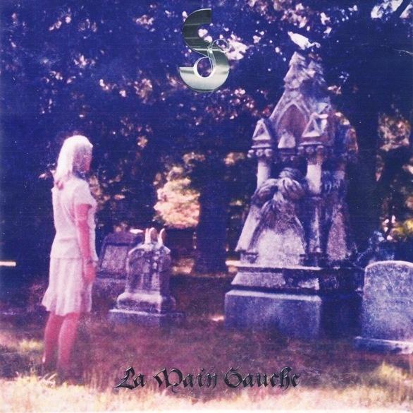 § (Silver Strain) - La Main Gauche #occult #witch #house #music #silverstrain #dark #electronic #witchhouse #lamaingauche #cover #art #blackbusrecords #EP
