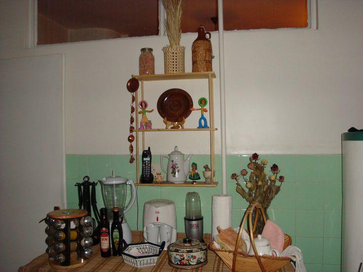 Wall, Kitchen, Decor