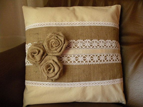 Best 25 Lace pillows ideas on Pinterest