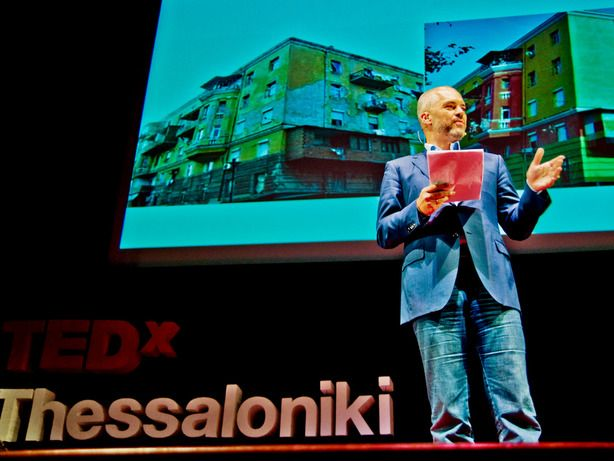 Make a city beautiful, curb corruption. Edi Rama took this deceptively simple path as mayor of Tirana, Albania, where he instilled pride in his citizens by transforming public spaces with colorful designs. With projects that put the people first, Rama decreased crime — and showed his citizens they could have faith in their leaders.