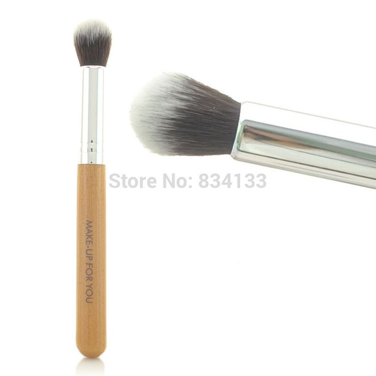 1 PCS/lot Makeup Brush Professional Eyeshadow Brush Eye Makeup Tools Synthetic Hair Wood Handle Brand New  MAKE-UP FOR YOU  #Affiliate