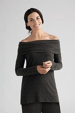Carmen Long Sleeve Mastectomy Top