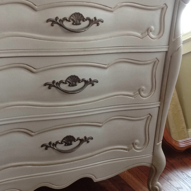Annie Sloan French Linen Diy Projects Pinterest Furniture And Painted