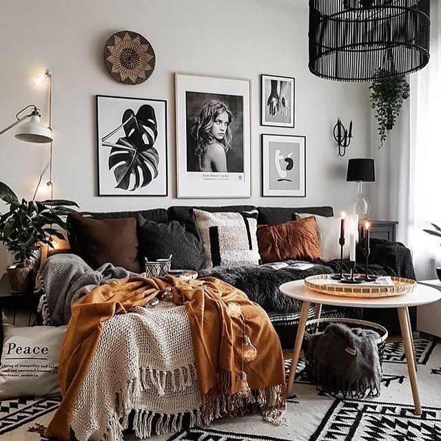 A modern and bright apartment with wooden details – Page 42 of 49