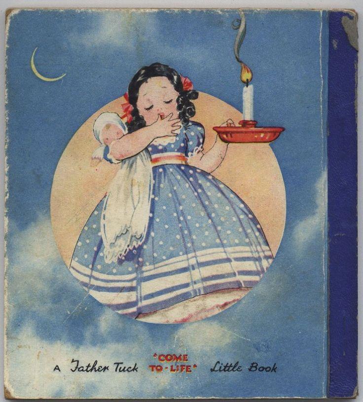 Сонник открытка старая