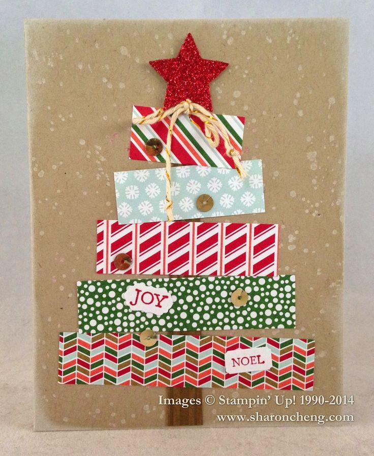 Restes de tissus ou bandes de papier peint pour activité de Noël