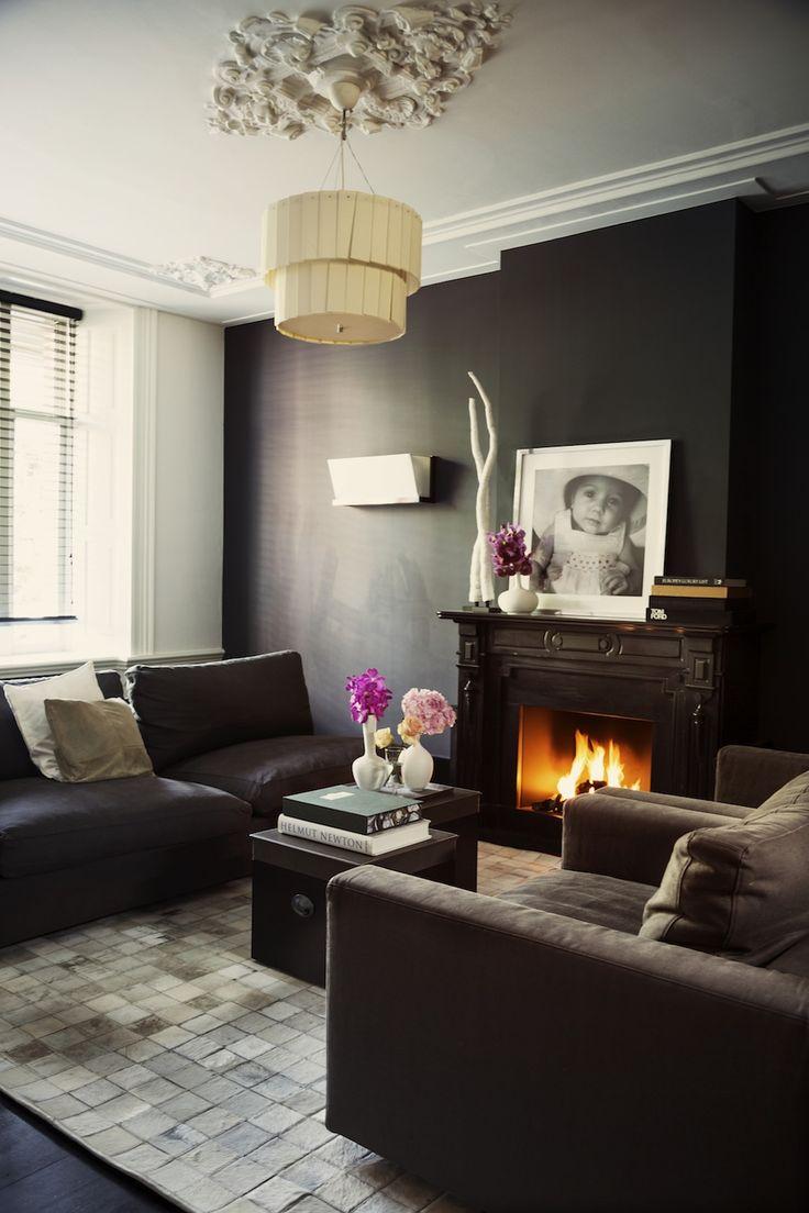 Meer dan 1000 ideeën over Herenhuis Interieur op Pinterest - Luxe ...