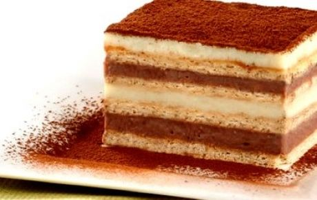 Το καλύτερο σοκολατένιο τιραμισού