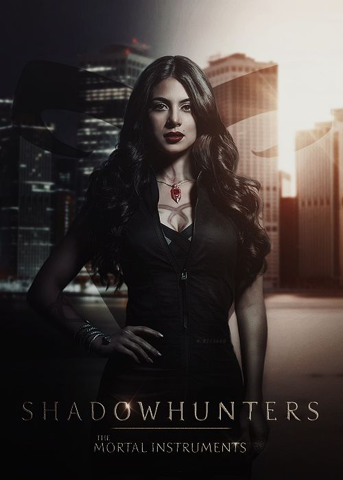 Shadowhunters | Isabelle Lightwood by Riotovskaya.deviantart.com on @DeviantArt