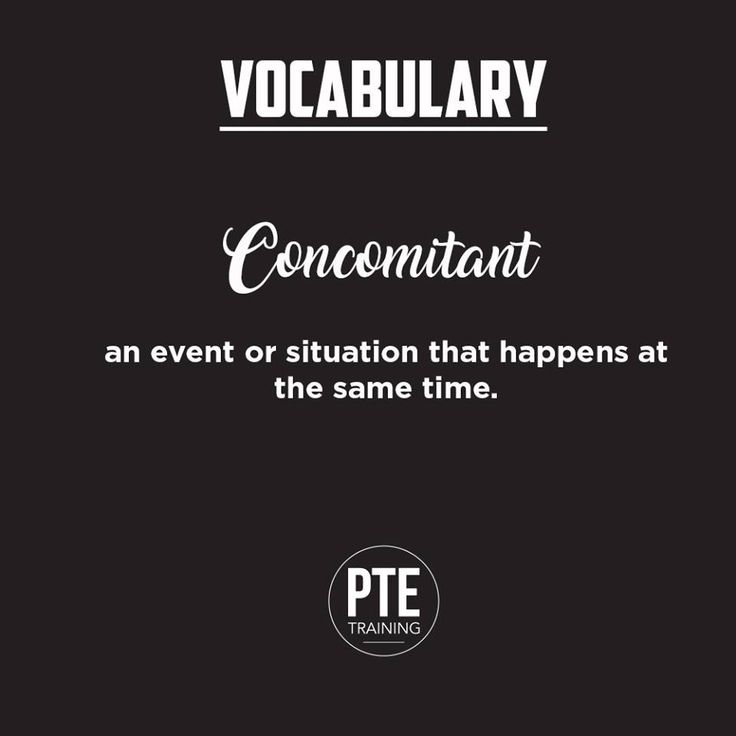 Concomitant means naturally accompanying or associated. Ex&le - she loved travel with all its  sc 1 st  Pinterest & Best 25+ Worried synonym ideas on Pinterest | Synonym for using ...