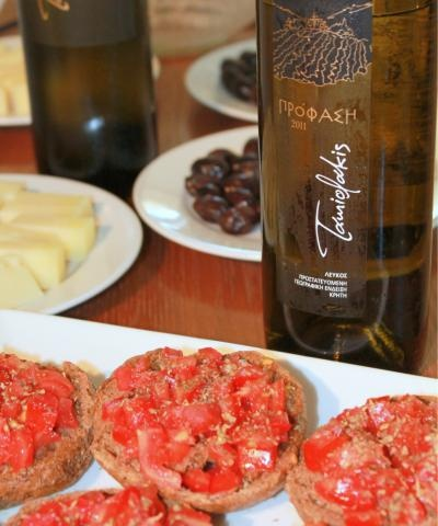 The Compelling #Wines of #Crete | Into Wine