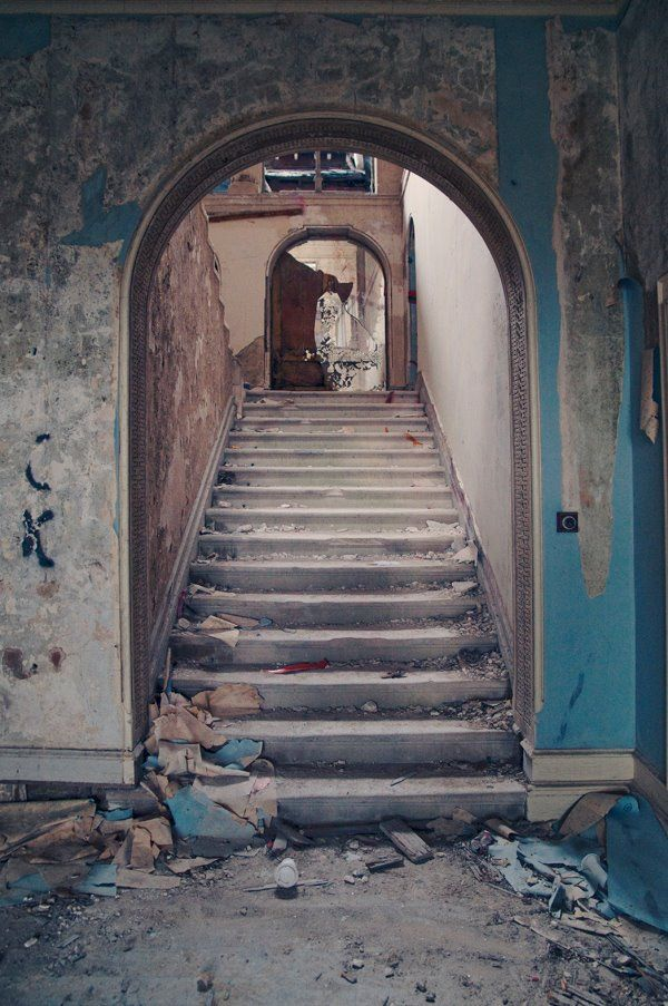 stairs, stairs, lovely stairs