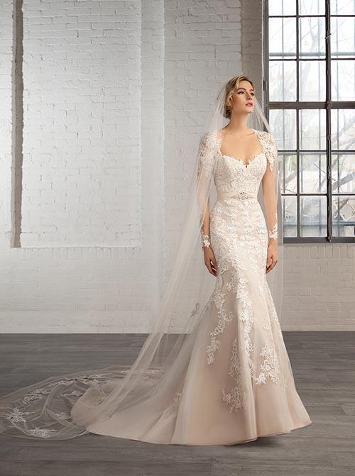Balletts Bridal - 22586 - Wedding Gown by Demetrios - .
