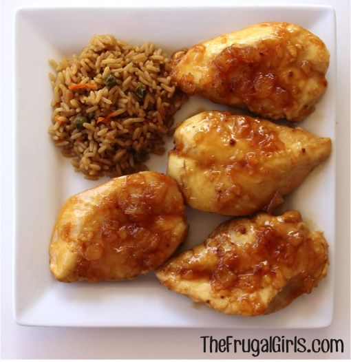Pineapple chicken recipes, Crockpot pineapple chicken and Side recipes ...