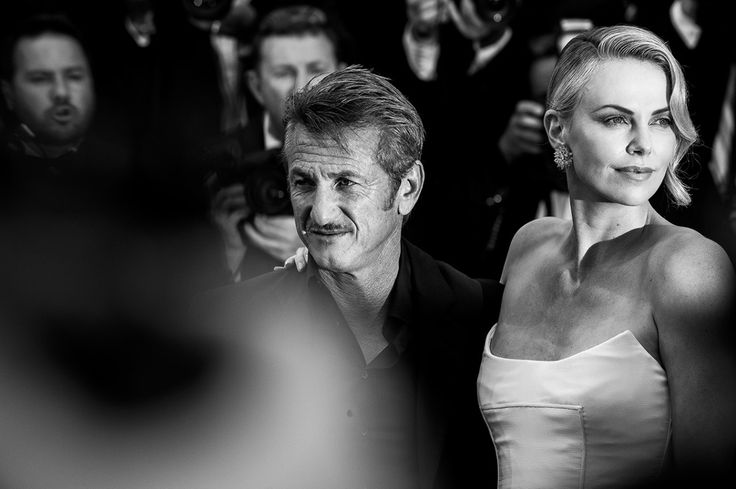Charlize Theron & Sean Penn - Cannes 2015