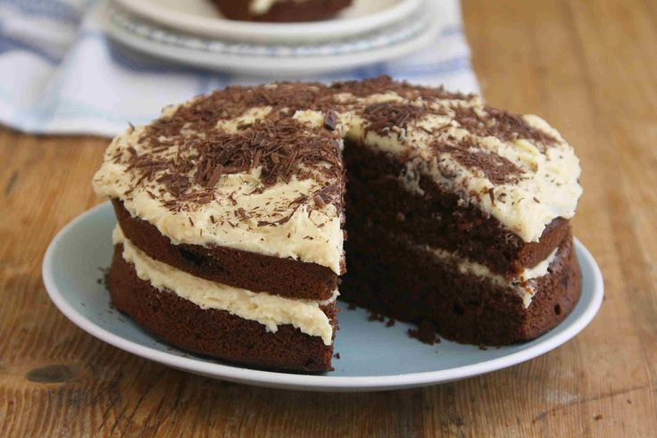Irish coffee cake for Aol Lifestyle