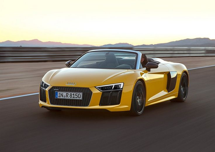 Audi has decided to write yet another beautiful chapter in the brand's successful 'R8' story, with the Audi R8 V10 Convertible