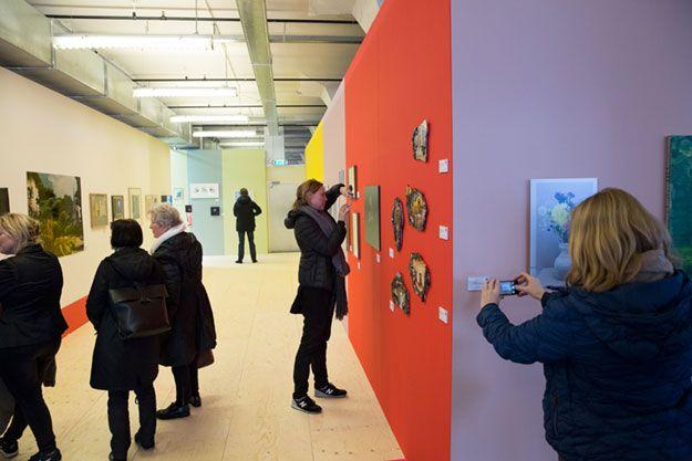 We Like Art @ Art Rotterdam 2015