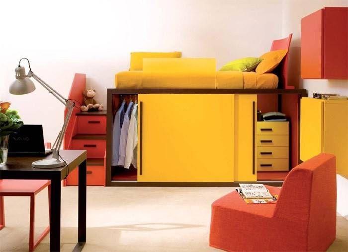 Letti a soppalco (Foto) | Designmag