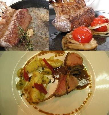 HuNoCu: Sous-vide főzési eljárások, éttermi alkalmazások és receptek/ Bárányborda
