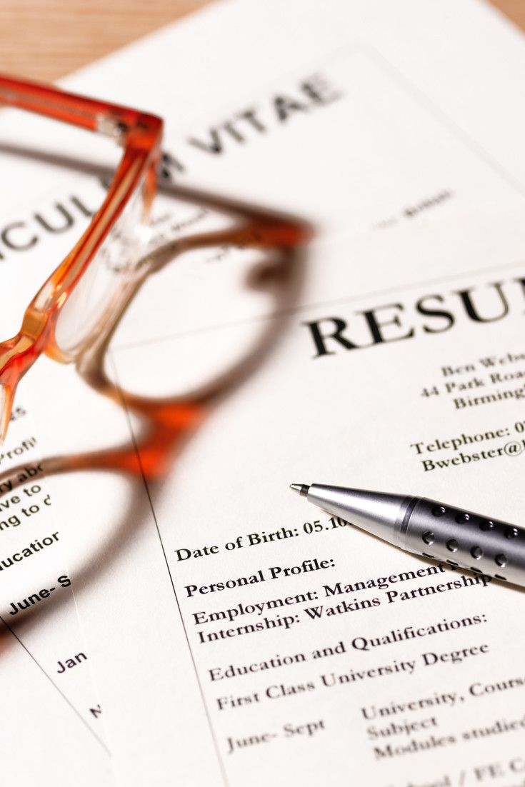 how to create a standout resume after being a stay