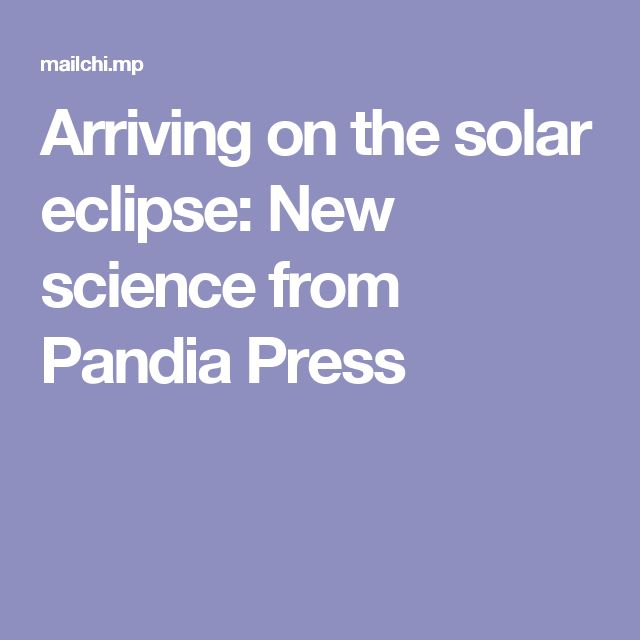 76 best homeschool resources images on pinterest homeschool arriving on the solar eclipse new science from pandia press fandeluxe Choice Image