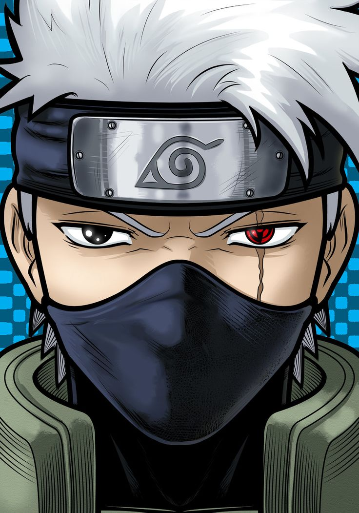 Kakashi Commission By Thuddleston Deviantart Com On