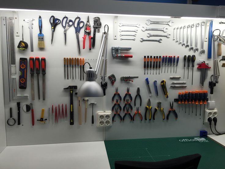 35 mejores im genes sobre ideas para el campo en pinterest - Tablero de herramientas ...