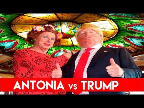 Los morancos y su zasca a Donal Trump – humor y tonterias | humorytonterias.com